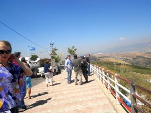 Lebanese-Israeli Border