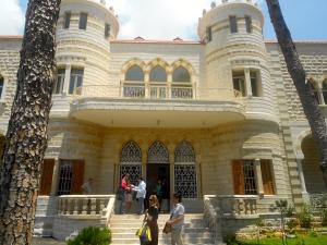 Hayat Arslan's House